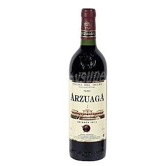 ARZUAGA vino tinto crianza 2009 D.O. Ribera del Duero botella  75 cl
