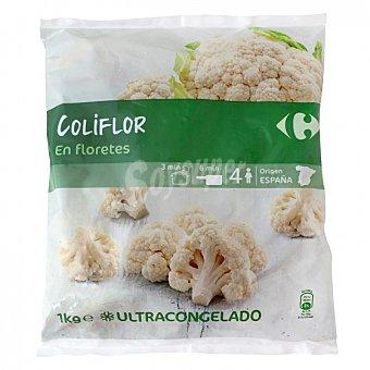 Carrefour Coliflor congelada Carrefour 1 kg