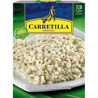 Carretilla Risotto a la parmesana Estuche 250 g