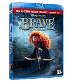 BRAVE + 2D BR 3D