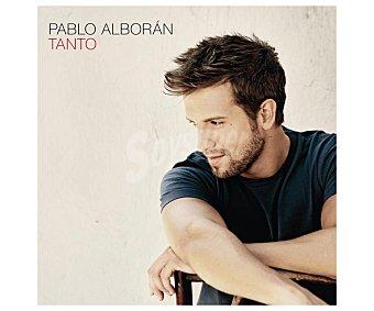 WARNER MUSIC P. Alborán: Tanto Cd