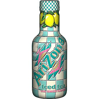 Arizona Te verde al limón Botella 50 cl