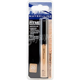 Maybelline New York Corrector Fit Me 20 Pack 1 unid