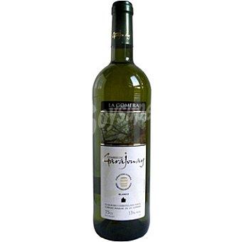 Cumbres de Garajonay Vino blanco fermentado en barrica La Gomera Botella 75 cl