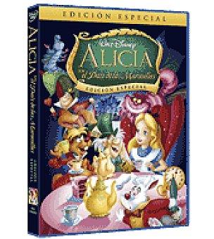Disney Alicia pais maravillas edicion especial Dvd