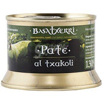 BASATXERRI Patè al txakoli Lata 130 g