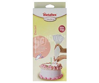 METALTEX Pack de mangas pasteleras desechables para decoración de tartas 20 Unidades