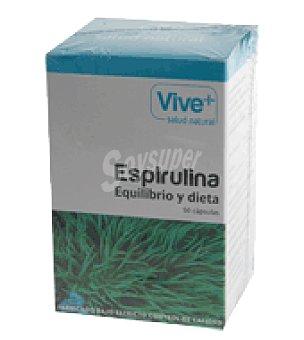Viveplus Espirulina 1 paquete de 50 c