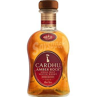 Cardhu Amber Rock whisky escocés de malta botella 70 cl botella 70 cl