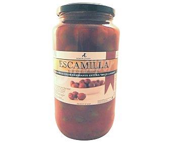 Escamilla Aceituna Manzanilla Morada Mojo 600 Gramos