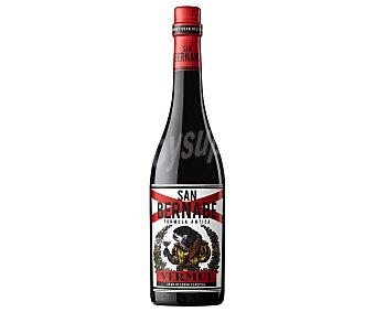 San Bernabé Vermouth rojo gran reserva especial Botella de 75 cl