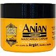Mascarilla capilar nutritiva e limuniadora con aceite de argán karité y jojoba Tarro 250 ml Anian