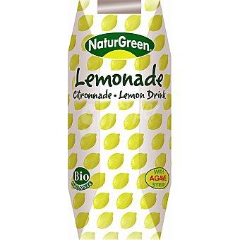 NATURGREEN Lemonade Bebida de limón bio Envase 250 ml