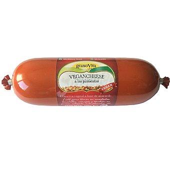Granovita Vegancheese sabor queso a la pimienta 100% vegano Envase 200 g