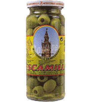 Escamilla Aceitunas verdes deshuesadas 150 g