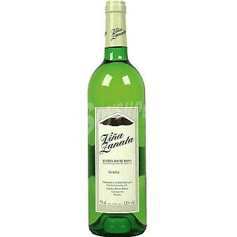 VIÑA ZANATA Vino blanco seco D.O. Ycoden Daute Isora Botella 75 cl