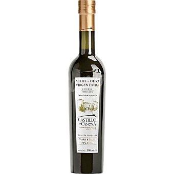 CASTILLO DE CANENA Aceite de oliva virgen picual  botella 500 ml