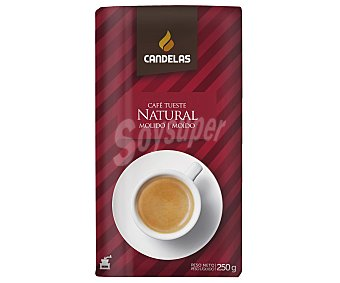 Candelas Café molido natural 250 g