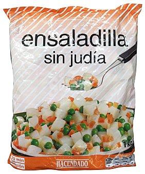 Hacendado Ensaladilla rusa sin judia congelada Paquete 1 kg