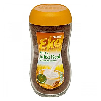 Eko Nestlé Bebida soluble de cereales con miel y jalea real frasco 150 g Frasco 150 g