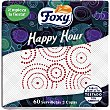 Servilleta Happy Hour foxy Paquete 60 uds Foxy