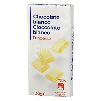 Carrefour Chocolate blanco 100 g