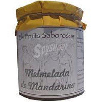 ELS FRUITS SABOROSOS Mermelada de mandarina Tarro 270 g