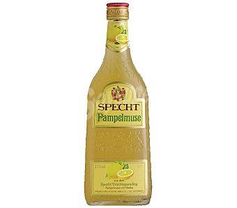 Specht Vodka Alemán con pomelo Botella de 70 cl