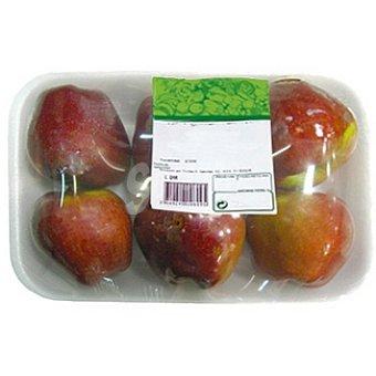 Manzanas red chief peso aproximado Bandeja 1,5 kg