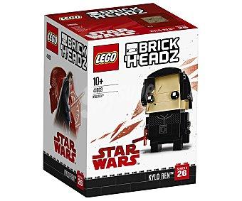 LEGO Juego de construcciones con 130 piezas Kylo Ren, brick'h'eadz 41603 lego brik'h'eadz
