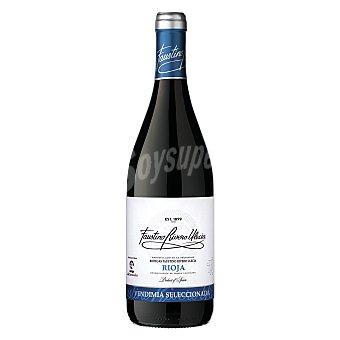 Bodegas Faustino Rivero Ulecia Vino D.O. Rioja tinto Vendimia Seleccionada 75 cl