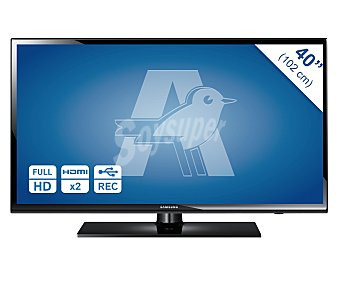 "SAMSUNG 40H5003 Televisor 40"" LED Full HD, TDT HD, USB reproductor, hdmi, 100HZ. Televisión de gran formato."