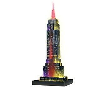 RAVENSBURGER Puzzle del Empire State Building en 3D 1 Unidad