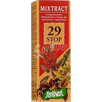 Santiveri Mixtract Stop 29 extractos vegetales favorece las defensas Bote 50 cc