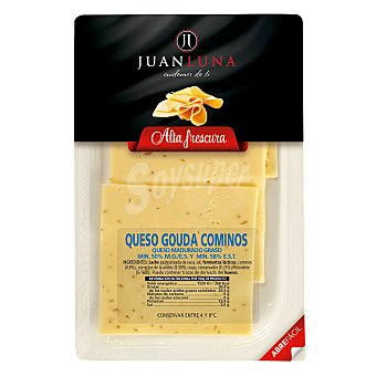 Juan Luna Queso gouda Cominos Juan Luna 150 g