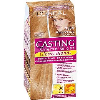 Casting Crème Gloss L'Oréal Paris Tinte nº 9304 Blond Ensoleille  caja 1 unidad