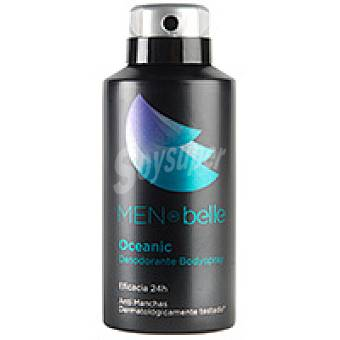 MEN by belle Desodorante para hombre Oceanic Spray 150 ml