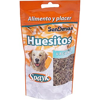 San Dimas Huesitos para perro envase 60 g Envase 60 g