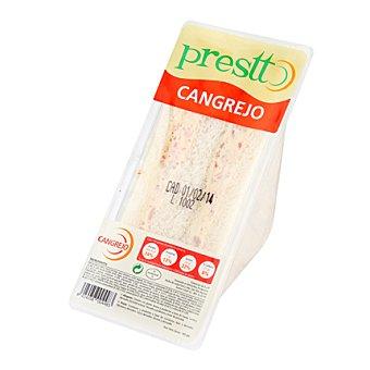 Prestto Sandwich cangrejo 165 g