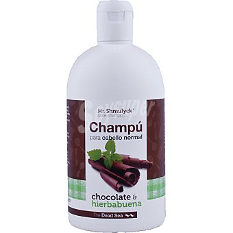 JORDAN SHMULYCK Look Champú de chocolate y hierbabuena para cabello normal Frasco 450 ml