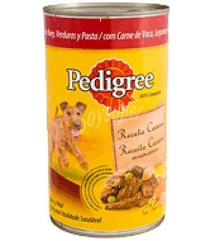 Pedigree Pedigree lata ternera 800G Lata 800 g