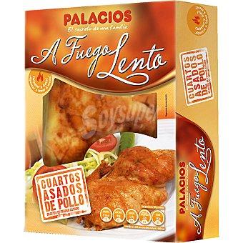 Palacios Cuartos asados de pollo envase 350 g Envase 350 g