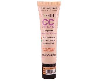 Bourjois Paris Corrector facial nº033 123 perfect CC cream