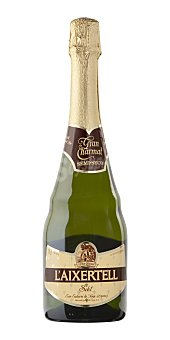 Láixertell Vino espumoso semiseco Botella de 75 Centilítros