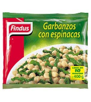 Findus Garbanzos con espinacas 400 g