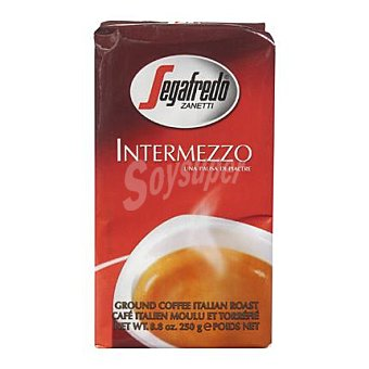 Segafredo Zanetti Café molido natural Intermezzo 250 g