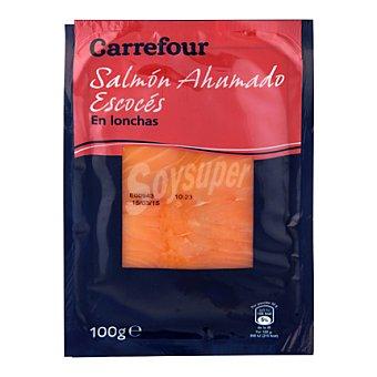 Carrefour Salmón ahumado Escocés 100 g