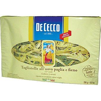 De Cecco paja y Heno bolsa 250 g