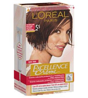Excellence L'Oréal Paris Tinte creme nº 5.5 Castaño Claro Rojo Caoba 1 ud