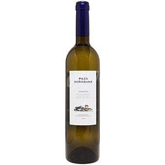 PAZO SEÑORANS Vino blanco joven 100% Albariño DO Rías Baixas Botella 75 cl